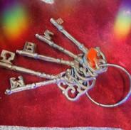 Dungeon keys £8