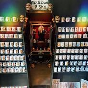 the mug wall