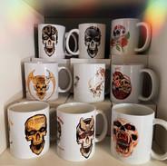 automotive mugs