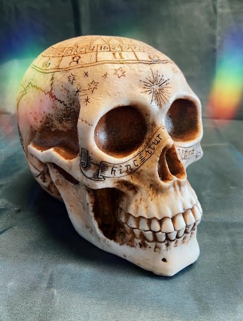 atrological skull £30
