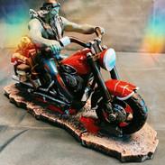 Zombie Biker £30