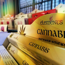 incense sticks £1 per packet
