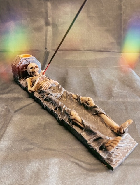 ashes to ashes incense holder £15