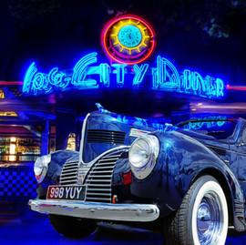 Transported to Fog City Diner