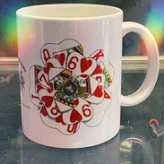 fan of cards