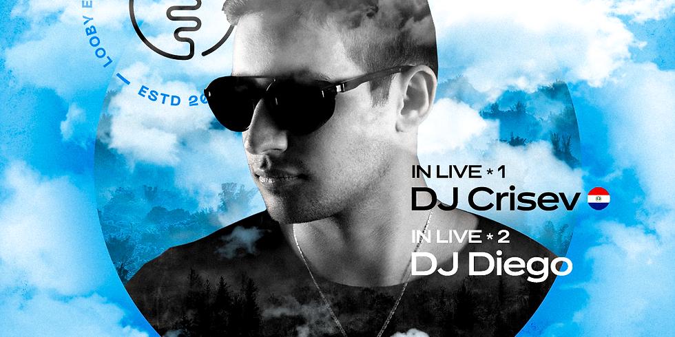 DJ Crisev * IN LIVE