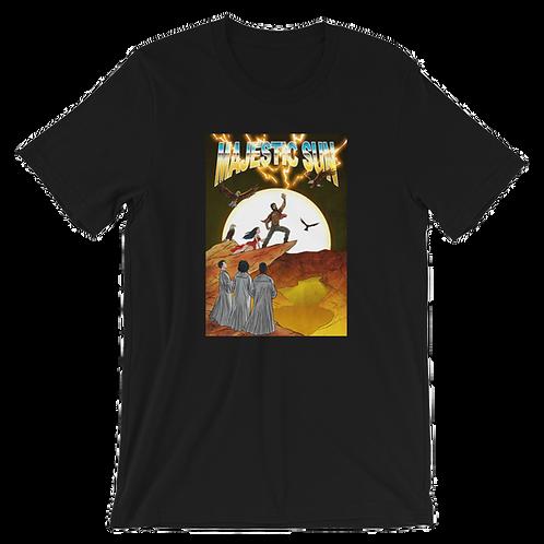 """Rising Sun"" Short-Sleeve Unisex T-Shirt"