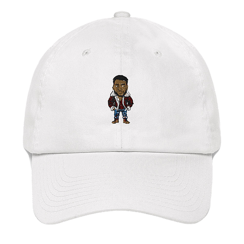 """""""Desert Dweller"""" Baseball Cap - White"""
