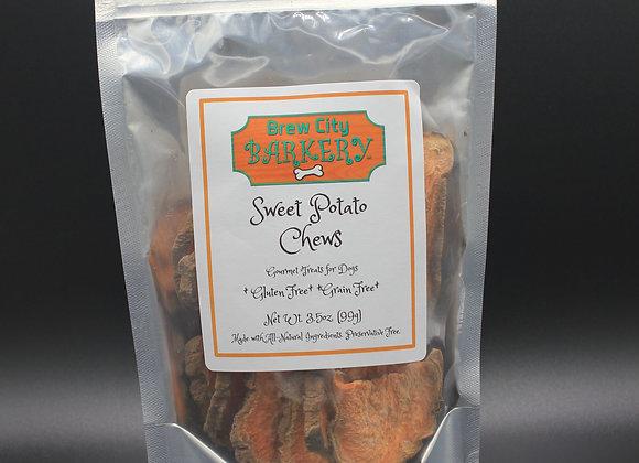 Sweet Potato Chews 3.5 oz. Bag