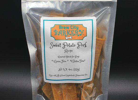 Sweet Potato Pork 4 oz. bag