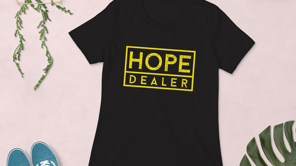 Women's Hope Dealer Boyfriend Tee