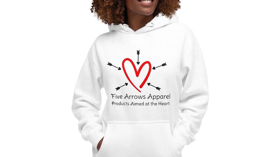 5 Arrows Logo Unisex Hoodie