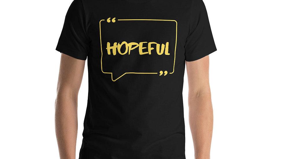HOPEFUL Short-Sleeve Unisex T-Shirt