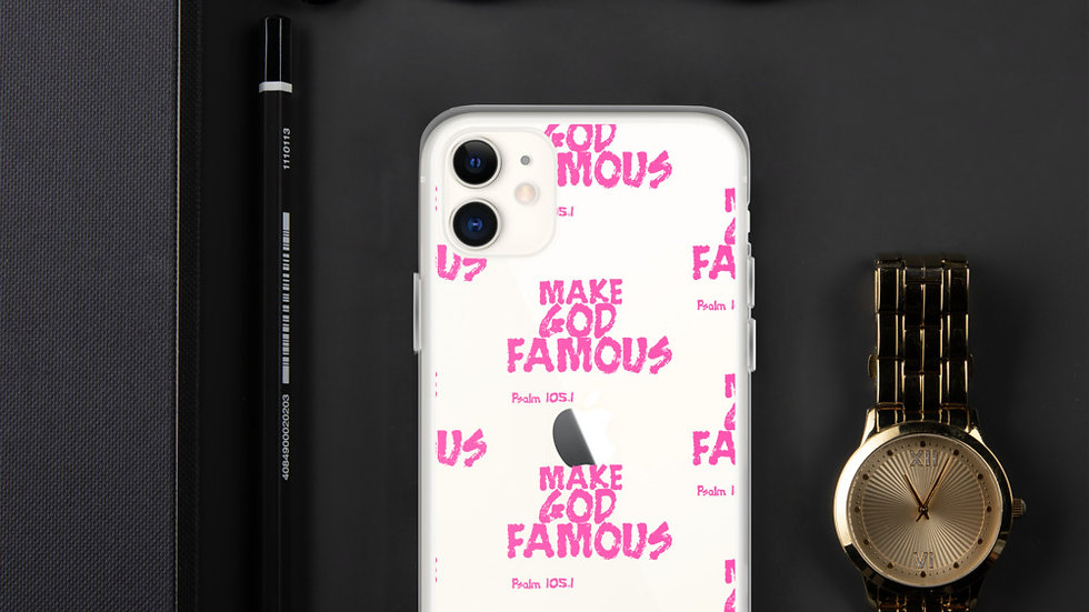 Pink MGF- iPhone Case