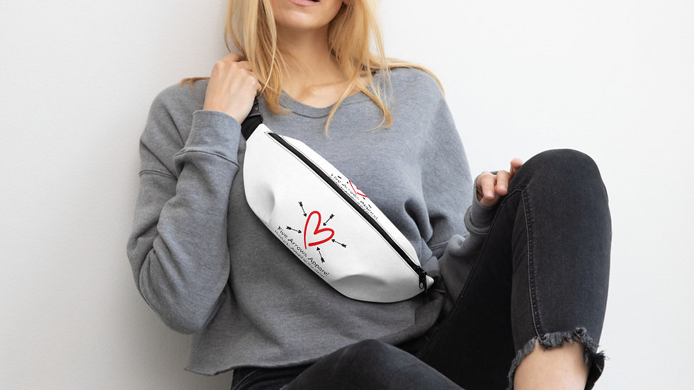 5 Arrows Apparel Logo Fanny Pack