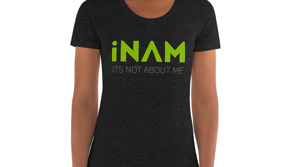 Women's Tri-Blend T-Shirt | American Apparel TR301W