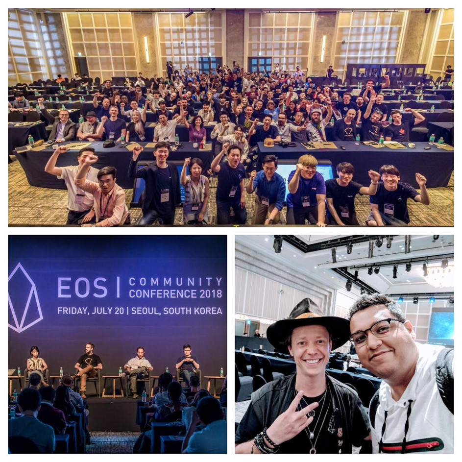 EOS Community Conference - South Korea