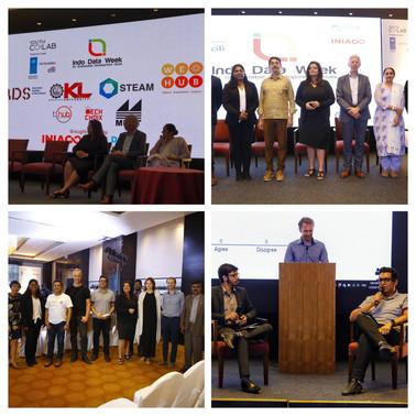 Indo Data Week - Hyderabad, India
