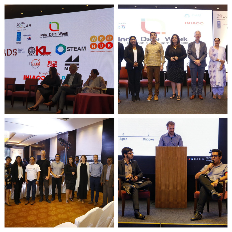 Indo Data Week - Hyderabad, India