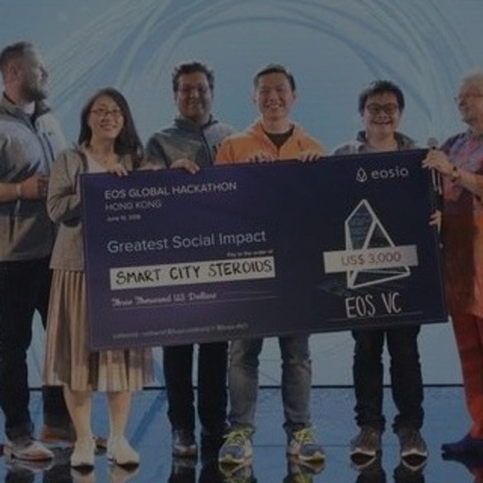 EOS Hackathon - Hong Kong