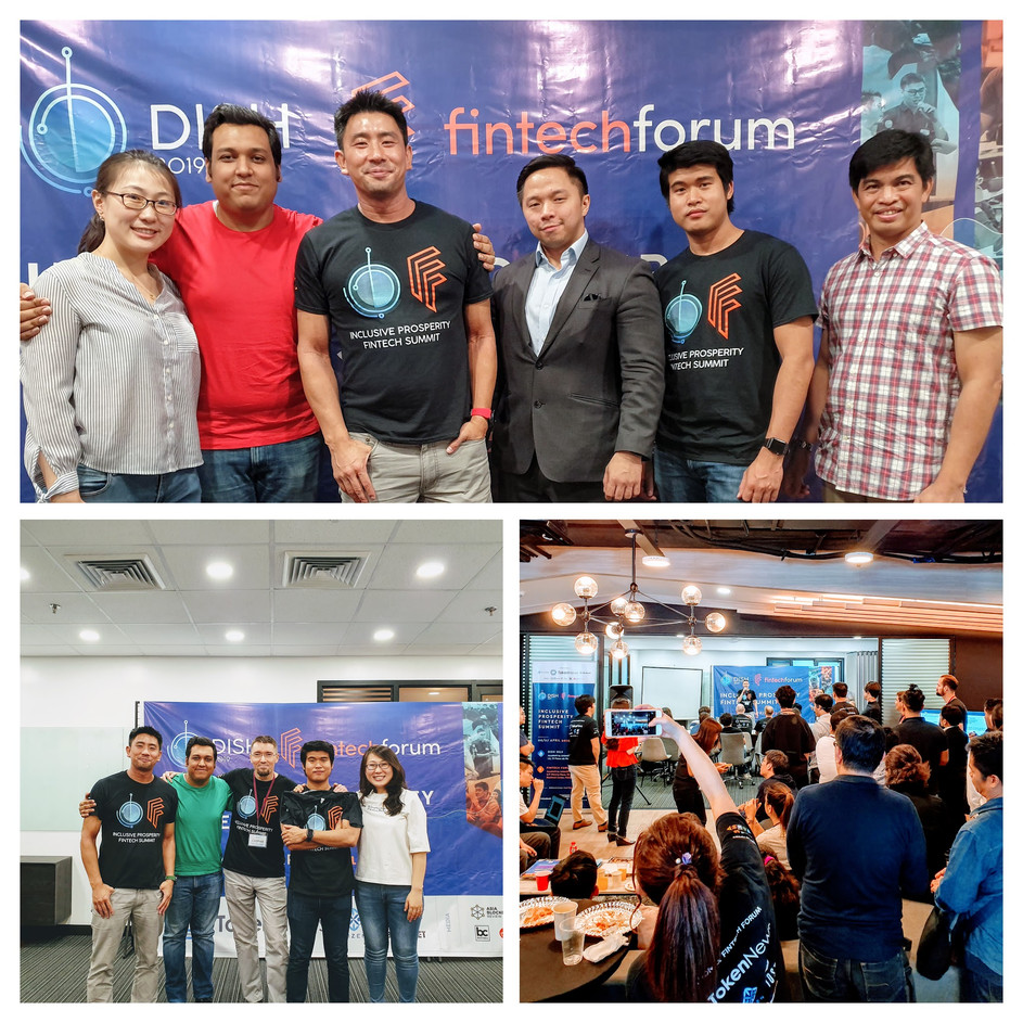 Fintech Forum PH Summit - Manila, Phillipines
