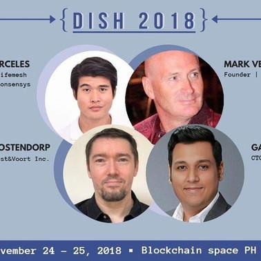 Decentralized Innovations Startups' Hackathon (DISH) - Manila, Philippines