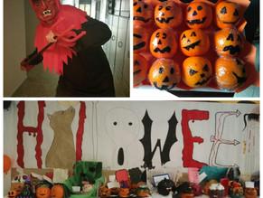Halloween llega al IES Sierra Blanca