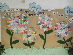 Día Mundial de la Paz en IES Sierra Blanca