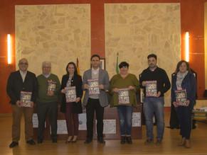 Presentación en el Ayuntamiento de Ojén de la revista El Bachillerato en Marbella
