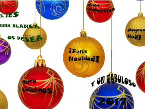 El IES Sierra Blanca les deseea una Feliz Navidad