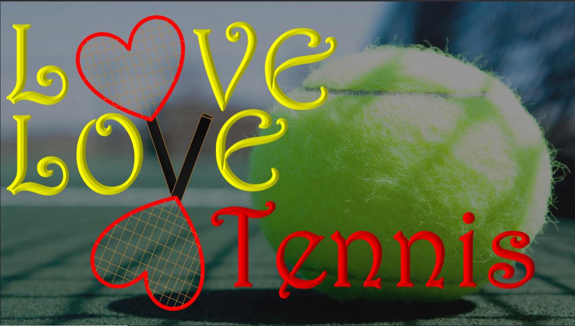 Love Love Tennis