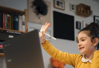 Cómo apoyar a sus hijos en las clases virtuales