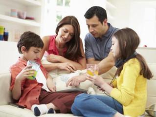 Cómo mejorar la dinámica familiar