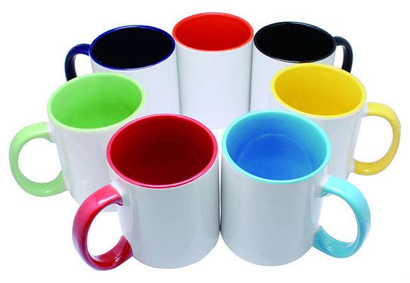 Tazas Colores Personalizadas