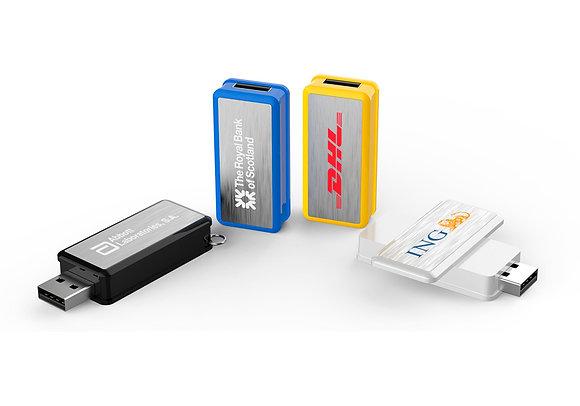 USB 360º Giratoria