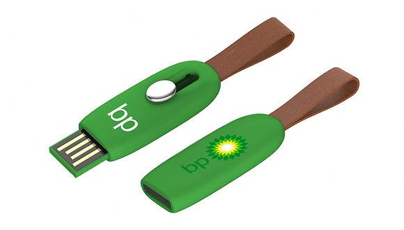 USB Cordón cuero