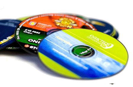 CD | DVD Servicio Express
