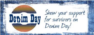Supporting Denim Day at TPN