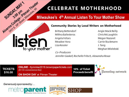 Celebrate Your Mother & Support TPN