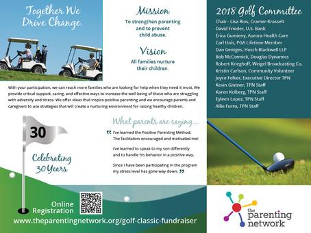 30th Annual Golf Fundraiser