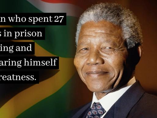 Taking Madiba's Lead