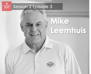 Business Culture Podcast - S.2 EP.3 - Mike Leemhu - Creating Impact in Uncertain Times