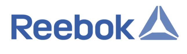reebok logo blue