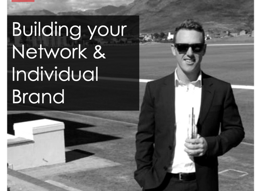 Business Culture Podcast - Episode 8 - Scotty Fraser - Building a Network & Individual Brand
