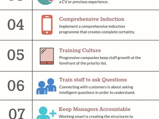 The Service Culture Development Checklist