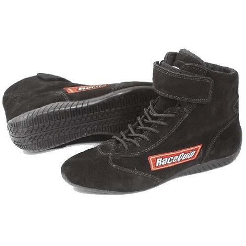Driving Shoe SFI RACE SHOE BLACK Mid Top