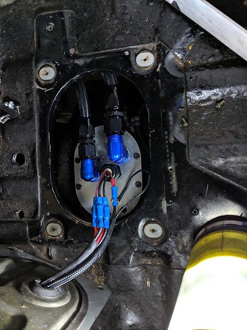 86-91 Rx7 FC Fuel Tank Cover Sending Unit AN