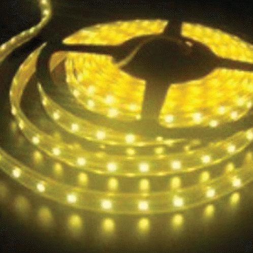 AMBER 3 METERS (9.85ft) 60 LEDS PER METER
