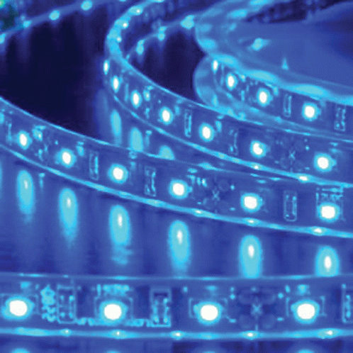BLUE 3 METERS (9.85ft) 60 LEDS PER METER
