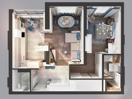 Рекомендации при перепланировке квартиры